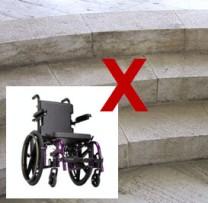 Wheelchair Access problems