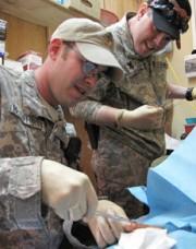 army medics