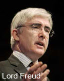 Lord Freud - Minister for Welfare Reform